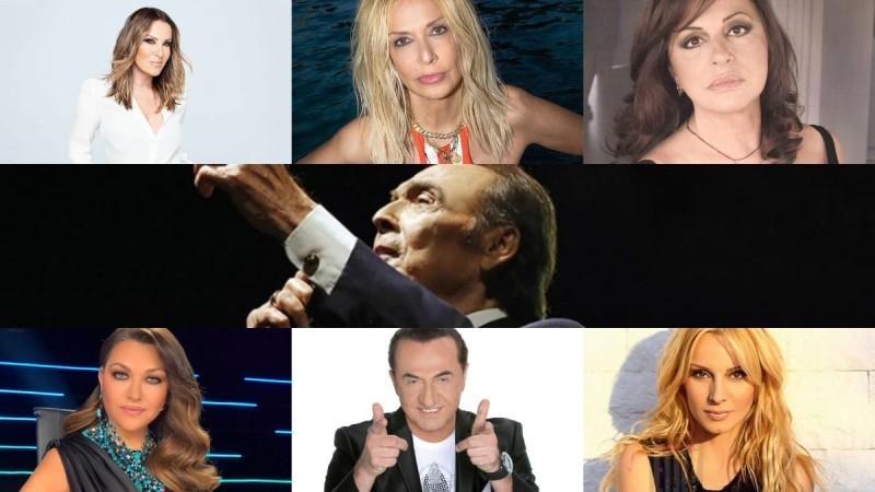 Τόλης Βοσκόπουλος: Ο καλλιτεχνικός κόσμος αποχαιρετά τον «Πρίγκιπα»