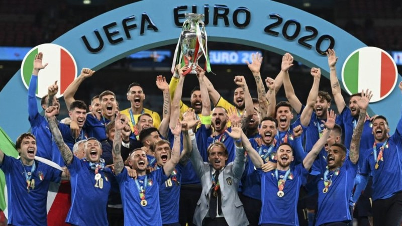 Euro 2020: H Ιταλία πρωταθλήτρια Ευρώπης