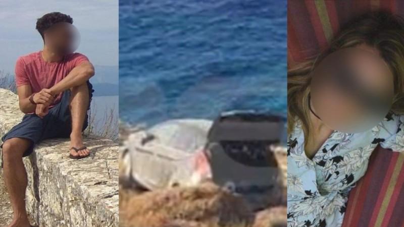 Φολέγανδρος: Βίντεο από τη συγκλονιστική στιγμή που οι διασώστες βρίσκουν το πτώμα της Γαρυφαλλιάς