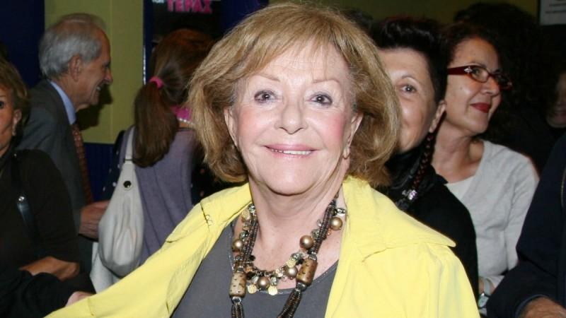 Έφυγε από τη ζωή η Γκέλυ Μαυροπούλου