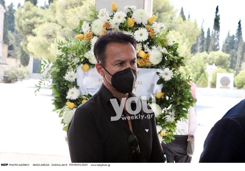 Πέτρος Ίμβριος κηδεία Βοσκόπουλου