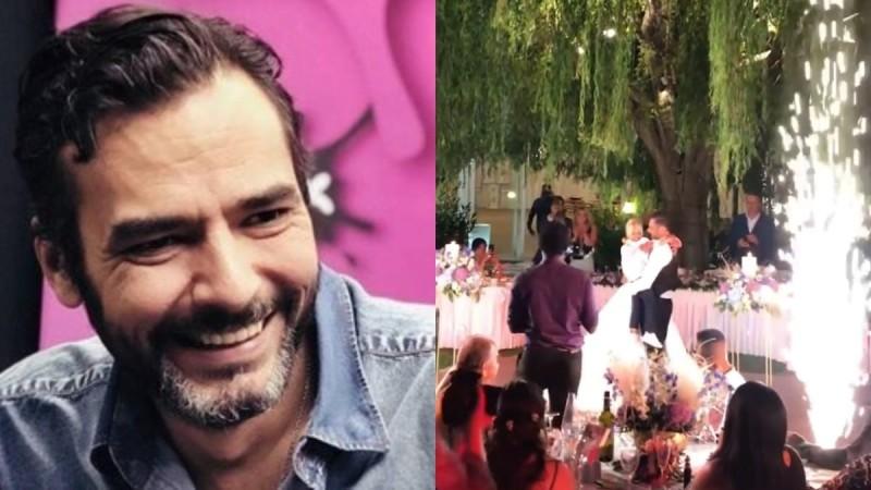 Γιώργος Καρτέλιας: Παντρεύτηκε ο νέος παρουσιαστής του Star - Εκθαμβωτικό το νυφικό της γυναίκας του