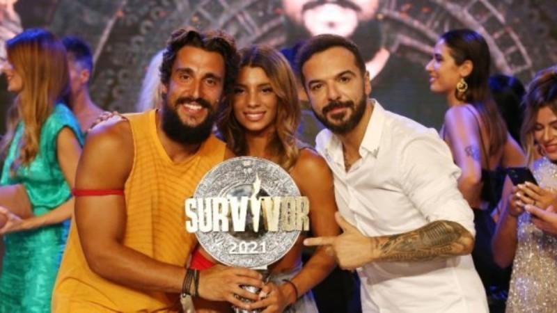 Survivor 4: Ο Τριαντάφυλλος «έκλεψε» το τρόπαιο από τον Σάκη Κατσούλη