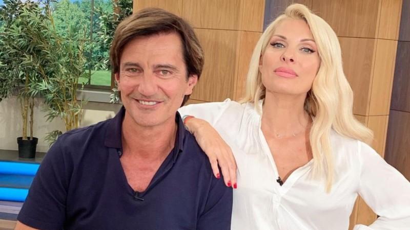 Στην εκπομπή της Ελένης Μενεγάκη ο Θοδωρής Κουτσογιαννόπουλος - Το επιβεβαίωσε η Ναταλία Γερμανού
