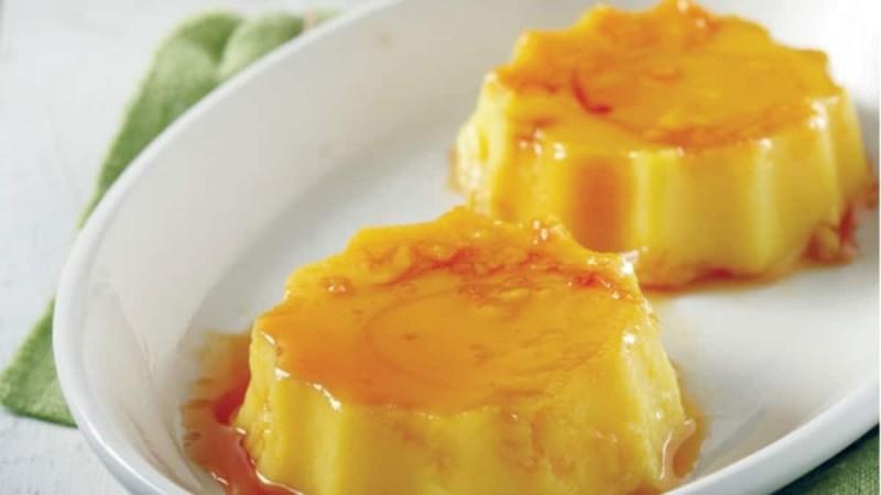 Μόνο με 5 υλικά - Δροσιστική κρέμα καραμελέ με άρωμα λεμόνι