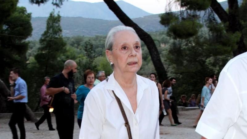 Θρήνος! Πέθανε η ηθοποιός Μάγια Λυμπεροπούλου