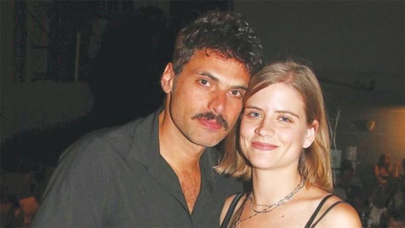 Γιώργος Παπαγεωργίου: Μεγάλη αλλαγή στην εμφάνιση του λίγο πριν τον γάμο με την Δανάη Μιχαλάκη
