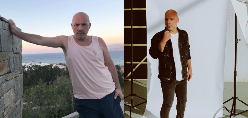 Νίκος Μουτσινάς: Έκοψε «μαχαίρι» αυτό το πιάτο και έχασε 17 κιλά