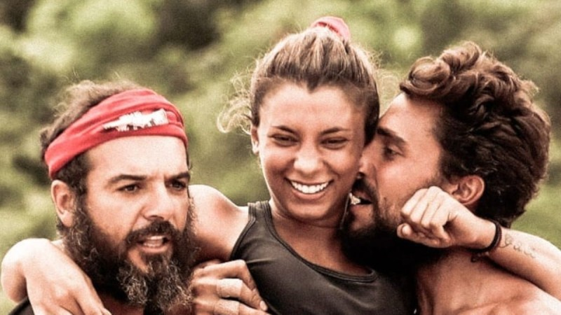 Survivor 4: Νέα κοινή έξοδος για Σάκη και Μαριαλένα - Μαζί τους και ο Τριαντάφυλλος με τη σύζυγό του