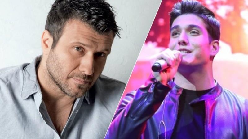 Γιάννης Πλούταρχος - Γιώργος Κακοσαίος: Μπαμπάς και γιος τραγουδούν μαζί - Ασύλληπτη ομοιότητα στις φωνές τους