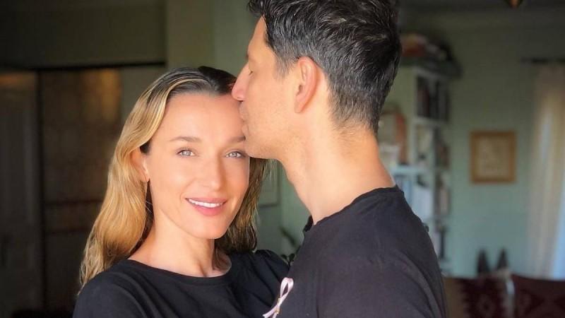 Σάκης Ρουβάς: Η ερωτική εξομολόγηση στην Κάτια Ζυγούλη για την επέτειο γάμου τους