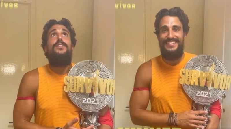 Σάκης Κατσούλης: Οι πρώτες του δηλώσεις μετά την μεγάλη νίκη στο Survivor 4