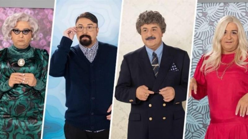 Μένει και την επόμενη σεζόν στον ΑΝΤ1 ο Μάρκος Σεφερλής