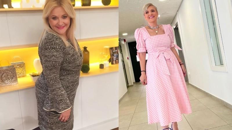 Τζωρτζέλα Κόσιαβα: Η διατροφή που τη βοήθησε να χάσει 35 κιλά και να μείνει μισή