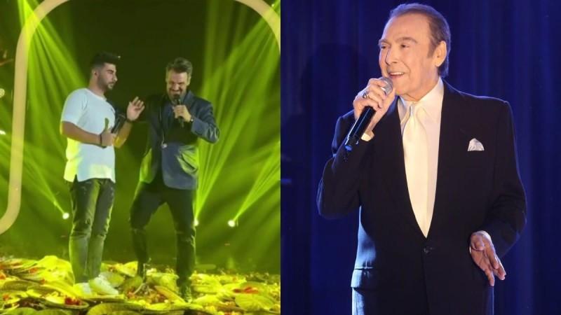 Συγκίνησε ο Πάνος Κιάμος - Τίμησε τον Βοσκόπουλο τραγουδώντας τις επιτυχίες του