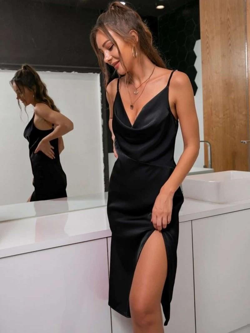 μάυρο lingerie