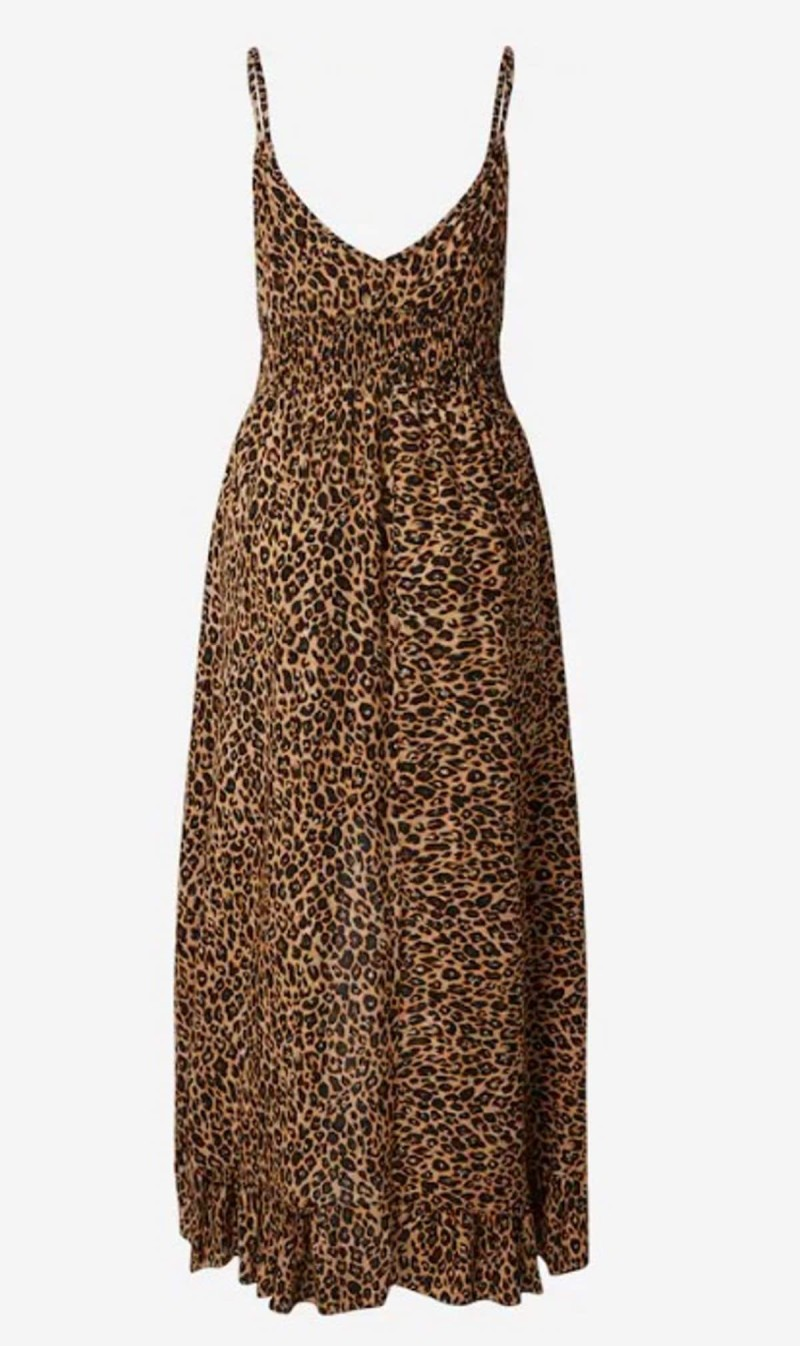 λεοπάρ φόρεμα