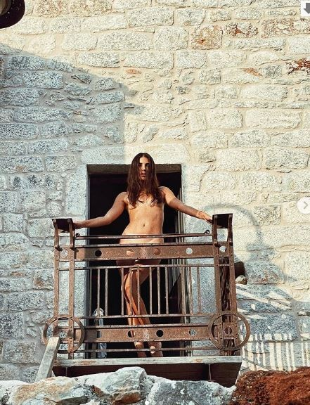 Άννας Μαρία Βέλλη Survivor 4 γυμνή