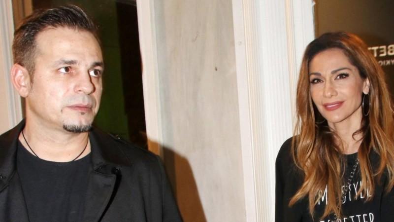 Χαμόγελα ευτυχίας για την Δέσποινα Βανδή μετά το διαζύγιο από τον Νικολαΐδη