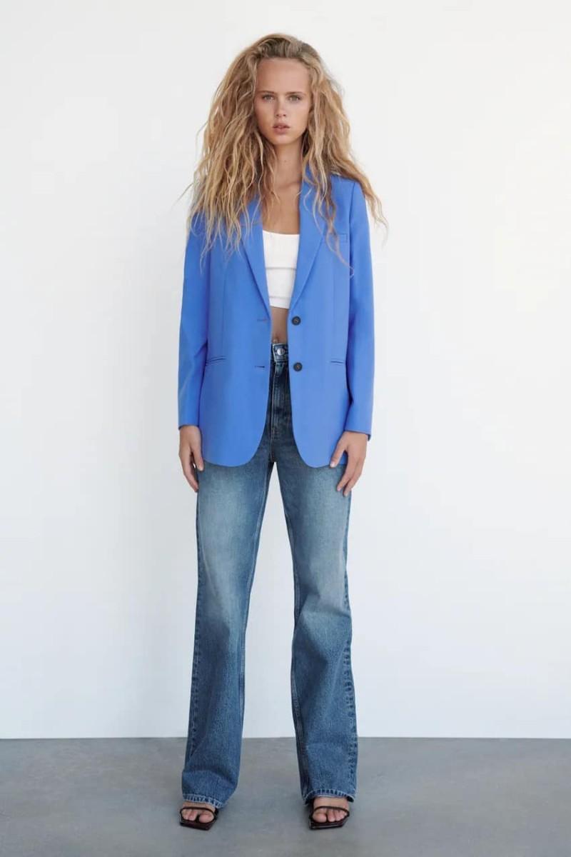 γαλάζιο σακάκι