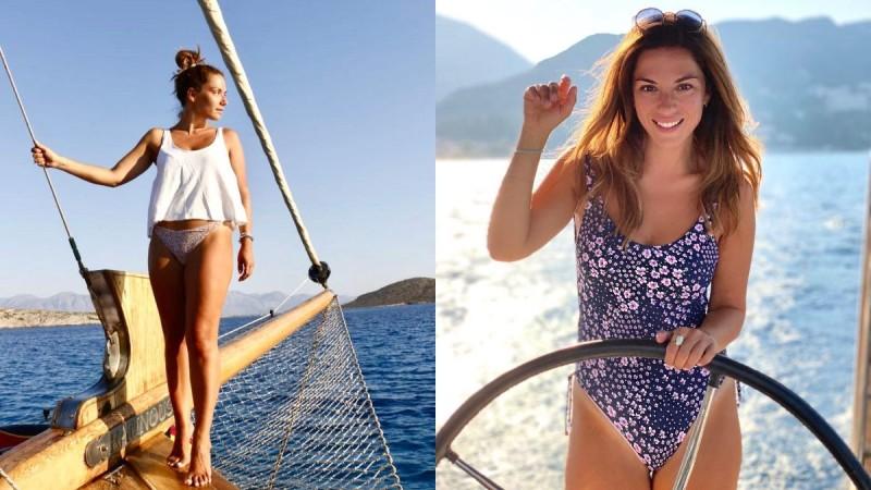 Μένει σταθερή στα 53 κιλά η Βάσω Λασκαράκη - Αυτό είναι το μυστικό της