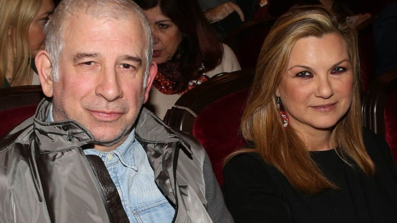 Πέτρος Φιλιππίδης: Τι του ψιθύρισε στο αυτί η σύζυγός του πριν φύγει από τις φυλακές