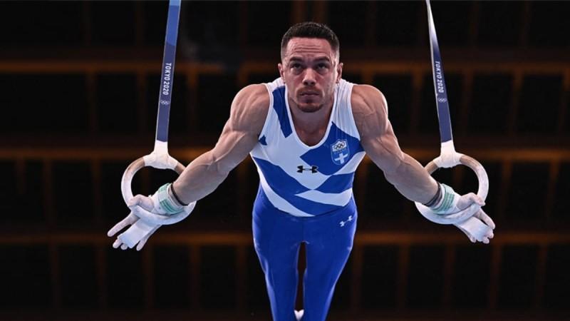 Λευτέρης Πετρούνιας: Χάλκινος Ολυμπιονίκης ο άρχοντας των δαχτυλιδιών