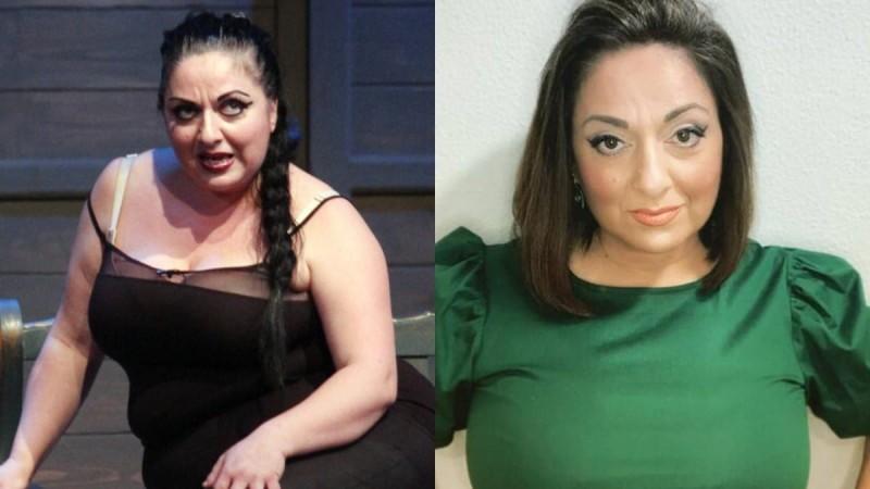 Με σωστή διατροφή έχασε κιλά η Σοφία Μουτίδου - Ο τρόπος που την βοήθησε να τα εξαφανίσει