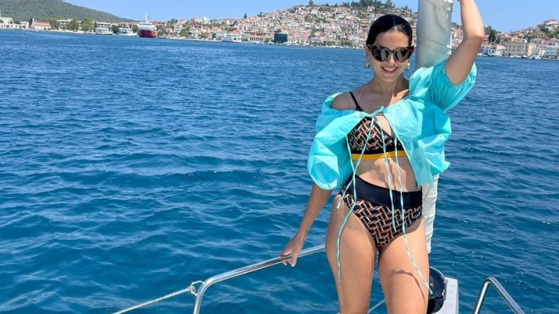 Το σούπερ detox ρόφημα της Σταματίνας Τσιμτσιλή για να χορταίνει χωρίς να παίρνει κιλά