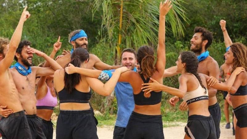 Αδημοσίευτη φωτογραφία από το Survivor 4 - Από τη στιγμή που δεν έγραφαν οι κάμερες