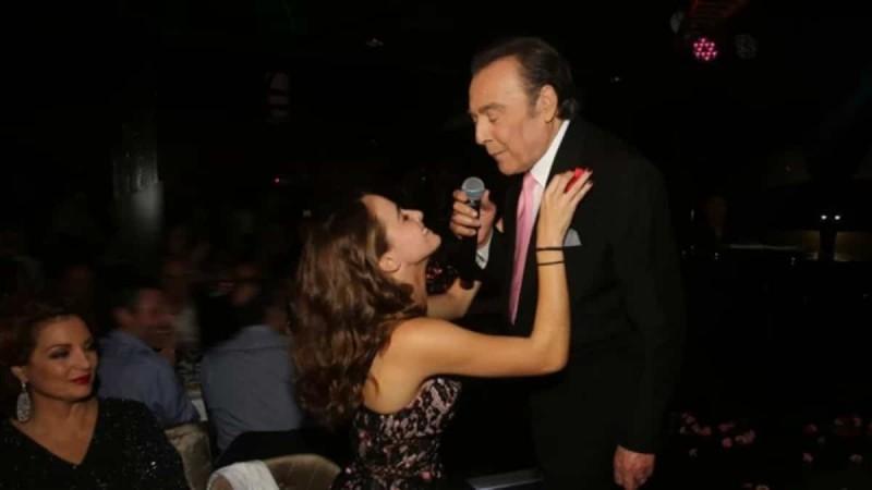 Στιγμές ευτυχίας για την Μαρία Βοσκοπούλου μετά το θάνατο του μπαμπά της