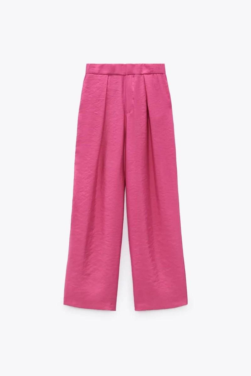 φούξια παντελόνι
