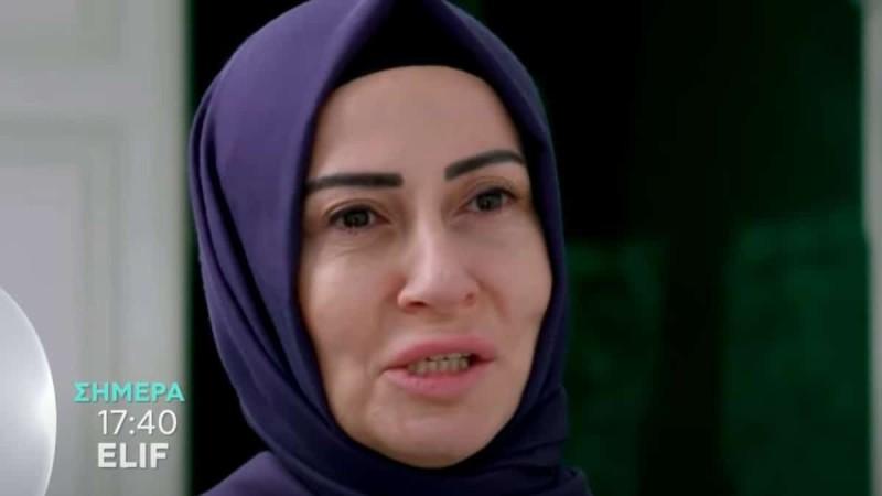 Elif: «Που ήσασταν τόσα χρόνια» - Απρόσμενη επίσκεψη για την Ματσιντέ