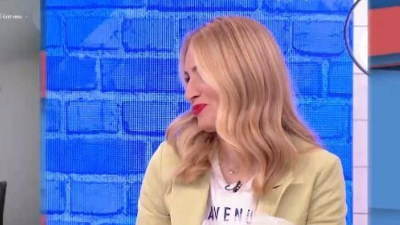 Μαρία Ηλιάκη: H τρυφερή ανάρτηση του συντρόφου της και η on air έκπληξη