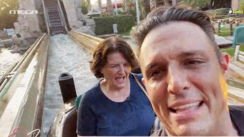 Σάββας Πούμπουρας: Οι νέες αποστολές με την μητέρα του σόκαραν την Ελένη Μενεγάκη