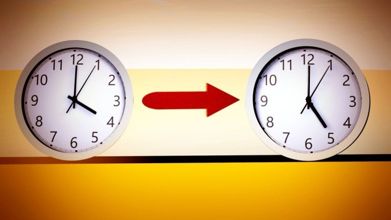 Ανατροπή με την αλλαγή ώρας!