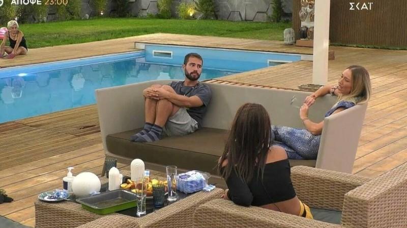 Big Brother 2 - highlights 14/9: Ο τσακωμός Σύλιας - Ευδοκίας, ο Στηβ και ο έξαλλος Ισίδωρος