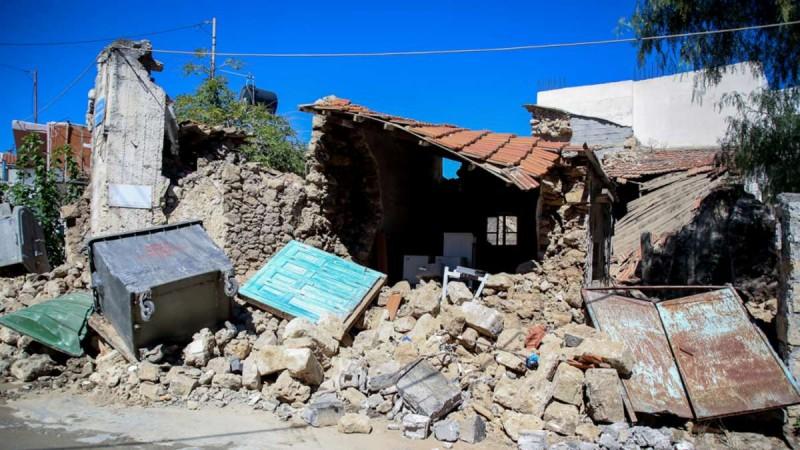 Σεισμός 3,2 Ρίχτερ και στα βόρεια παράλια της Κρήτης