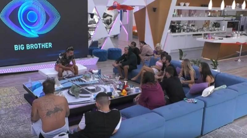 Big Brother 2: Αυτοί είναι οι 3 υποψήφιοι προς αποχώρηση