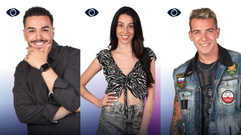 Big Brother 2 - ψηφοφορία: Ποιος θέλετε να παραμείνει; Παναγιώτης, Έλενα ή Μελέτης;