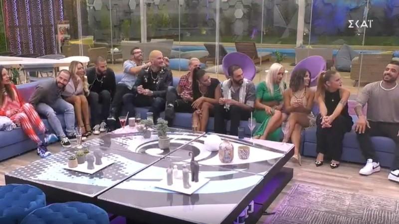 Big Brother 2: Η άφιξη των νέων παικτών στο σπίτι - Πως τους υποδέχθηκαν οι υπόλοιποι