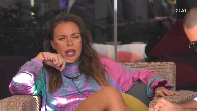 Big Brother 2: Ξέσπασε η Ευδοκία για την ψηφοφορία - «Είμαι απογοητευμένη! Οργανωμένο έγκλημα»