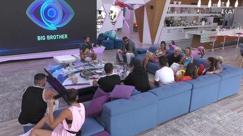 Big Brother 2: Έγινε τελικά! Αυτοί οι παίκτες συνουσιάστηκαν στο μπάνιο