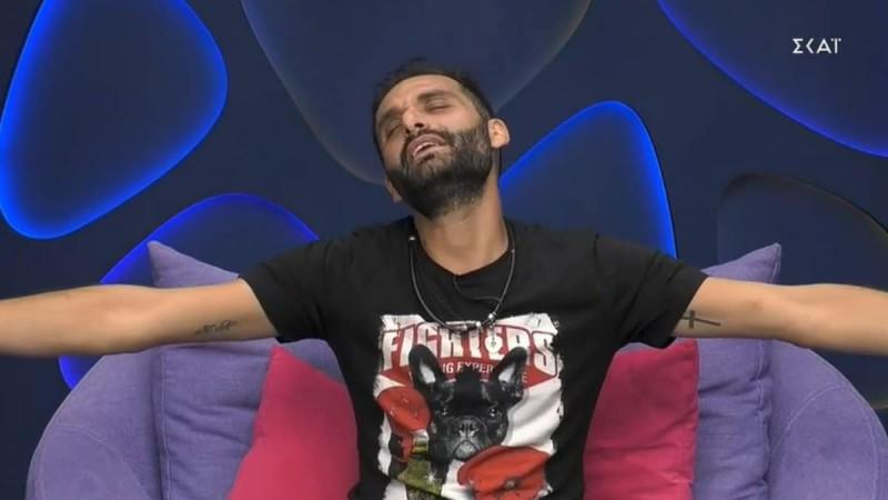 Big Brother 2: Ερωτεύτηκε ξανά ο Κρητικός - «Αν της την πέσει κάποιος θα γίνει χαμός»