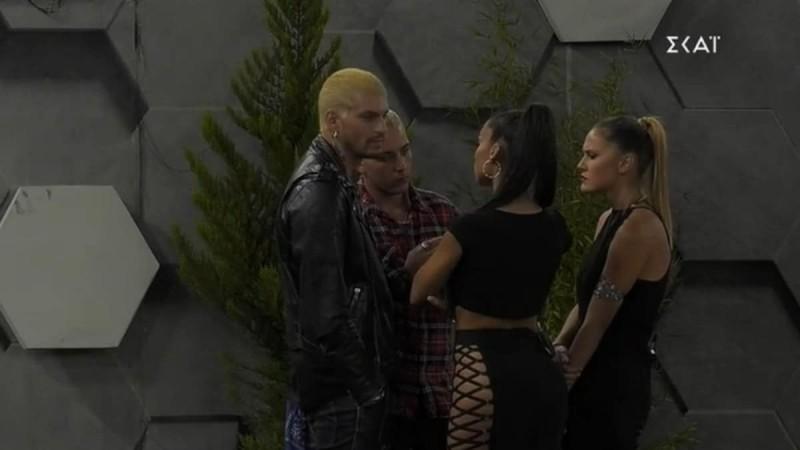 Big Brother 2: Στηβ εναντίον Νίκου - «Είναι μια πανούργα δύναμη!»