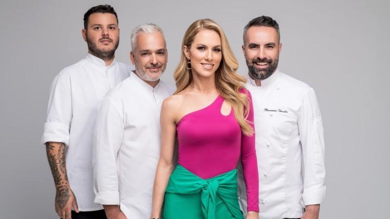 Game of Chefs: Αυτή είναι η ημερομηνία της πρεμιέρας του reality μαγειρικής του ANT1