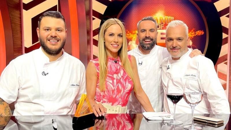Η επίσημη ανακοίνωση του ΑΝΤ1 για την πρεμιέρα του Game of Chefs