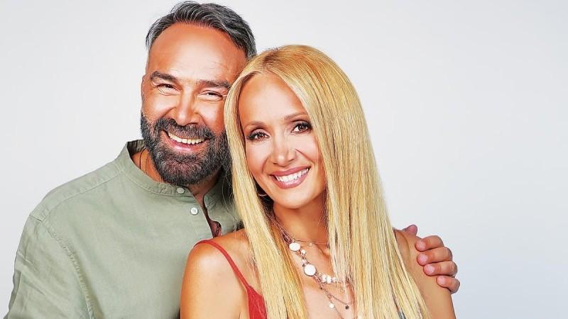 Όλα Γκουντ: Τι τηλεθέαση έκαναν στην πρεμιέρα τους ο Γρηγόρης Γκουντάρας και η Ναταλί Κάκκαβα;