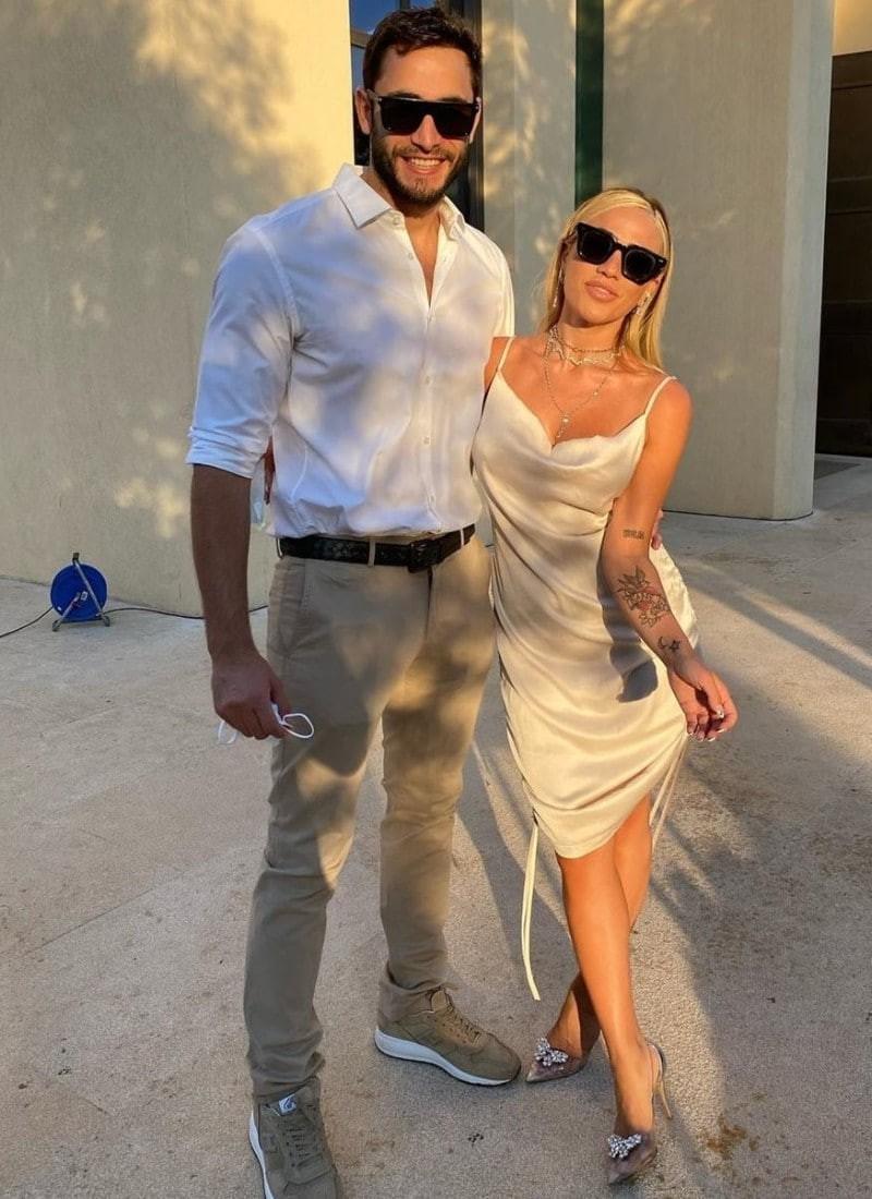 Παντρεύονται το επόμενο καλοκαίρι η Κόνι Μεταξά και ο Μάριος Καπότσης