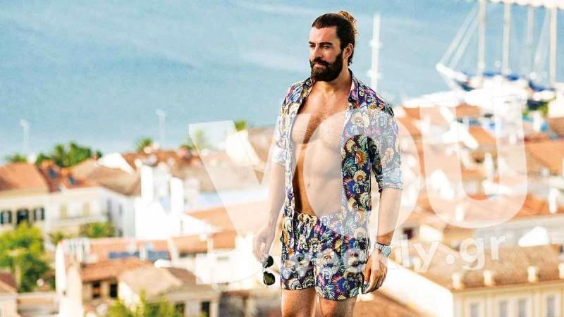 Νεκτάριος Κυρκόπουλος: Τα μυστικά ομορφιάς ενός super model